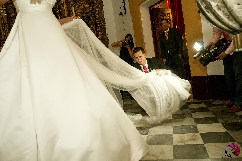 boda en la iglesia de san bernardo de sevilla