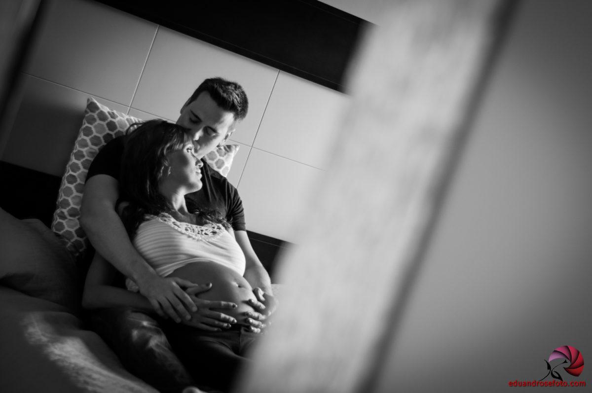 reportaje de maternidad