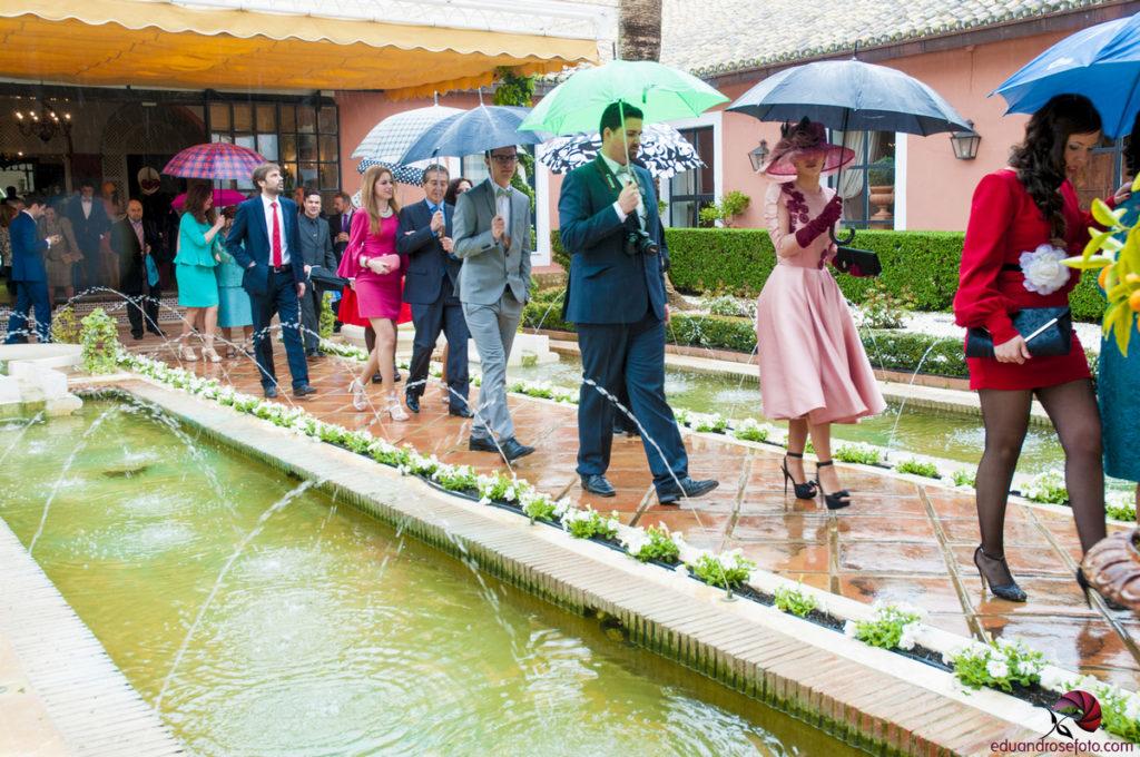 boda en hacienda el rosalejo